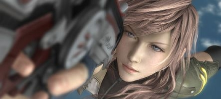 L'artbook de Final Fantasy XIII sur Iphone