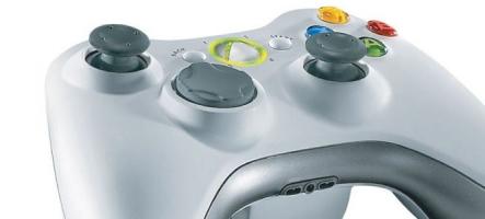 La Xbox 360 va accepter les sauvegardes sur USB ?