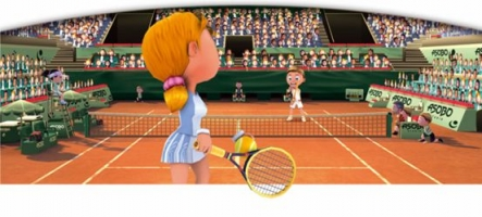Test : Racket Sports Party (Wii)