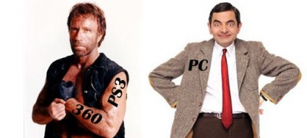 Les consoles sont plus puissantes que les PC