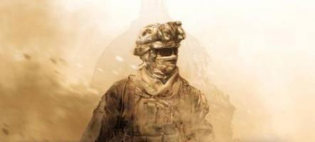 Une pub pour le prochain DLC de Modern Warfare 2