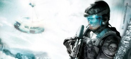 Ghost Recon Future Soldier : un trailer de tueur
