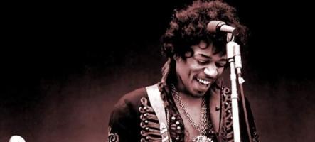 Jimi Hendrix débarque sur Rock Band