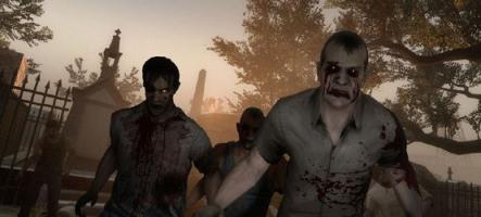 Le DLC de Left 4 Dead 2 est à la bourre