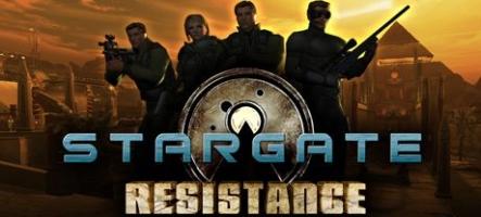 Stargate Resistance n'est pas mort (il bouge encore)