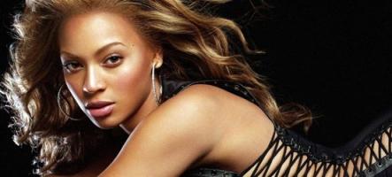 Beyoncé prend un pot de peinture en pleine tête pour la DS
