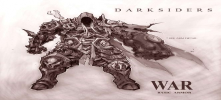 Darksiders va débarquer sur PC