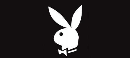 Lara Croft à la une de Playboy