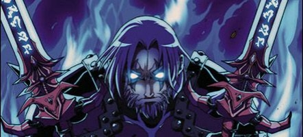 (Manga) World of Warcraft : Death Knight