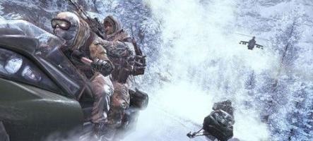 Modern Warfare 2 : 2,5 millions de DLC téléchargés