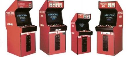 Un hymne à la Neo Geo...