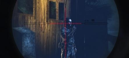 Et une bande-annonce pour Sniper : Ghost Warrior !
