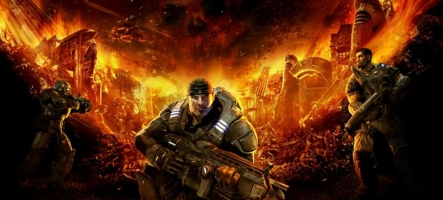 Gears of War 3 pour avril 2011