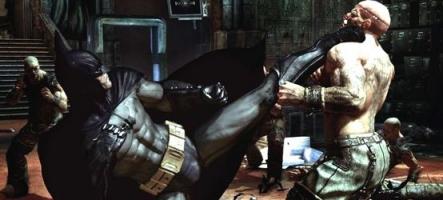 Batman : Arkham Asylum façon figurine