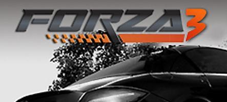 Dix nouvelles voitures pour Forza Motorsport 3