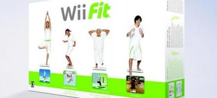 Une femme devient sex-addict en tombant de sa Wii Fit Board