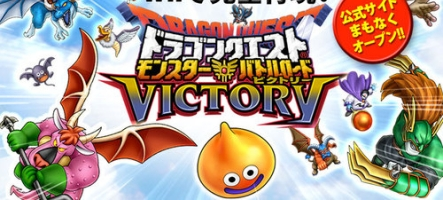 Dragon Quest Monsters Battle Road Victory annoncé