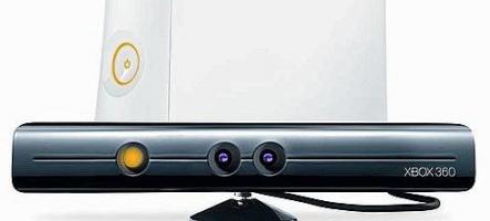 La Xbox 360 Slim à 300 € avec Natal inclus