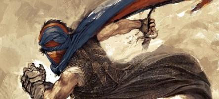 Prince of Persia : Les sables oubliés, la vidéo du gameplay