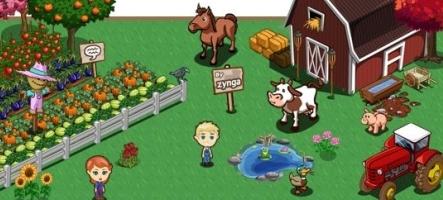 FarmVille voit plus loin que Facebook