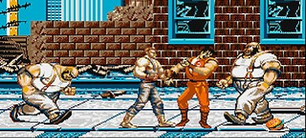 Capcom s'excuse d'avoir collé un DRM moisi sur Final Fight PS3