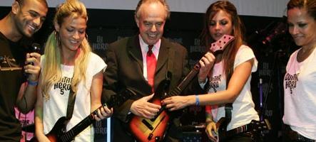 Frédéric Mitterrand en faveur du jeu vidéo