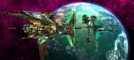 Darkstar One : Broken Alliance, le trailer