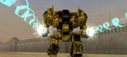 MechWarrior 4 Mercernaries disponible gratuitement