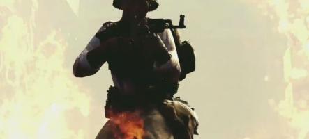 Call Of Duty : Black Ops, les images furtives de la vidéo