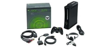 La Xbox 360 Elite baisse son prix
