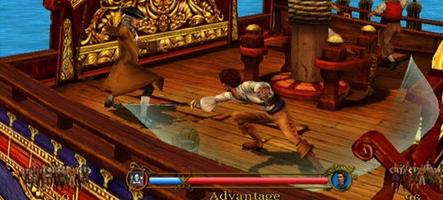 Sid Meier's Pirates! jette l'ancre sur Wii
