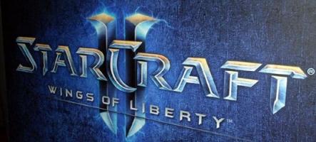 Lancement de StarCraft II sur les Champs-Elysées : le résumé de la soirée