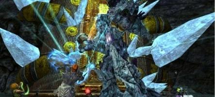 Le Monde d'Halas revient dans un DLC d'EverQuest 2