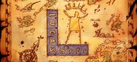 Le président de LucasArts démissionne