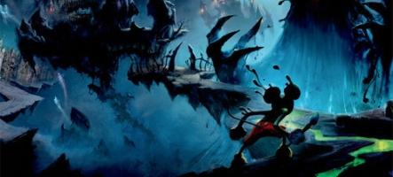Epic Mickey sera également décliné en livres