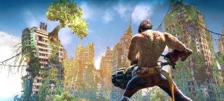 Enslaved : la première vidéo du prochain jeu par Ninja Theory