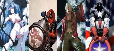 Marvel vs Capcom 3: quatre nouveaux combattants entrent en lice