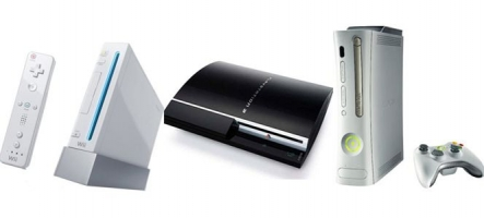 Les Chiffres de vente des consoles à travers le monde