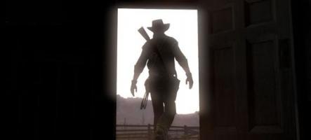 Red Dead Redemption : un train + une femme en détresse = un trophée