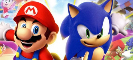 Test Mario Et Sonic Aux Jeux Olympiques De Londres 2012 Wii