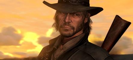 Chevauchez une femme dans Red Dead Redemption