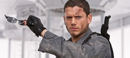 Wentworth Miller de Prison Break dans le film Resident Evil
