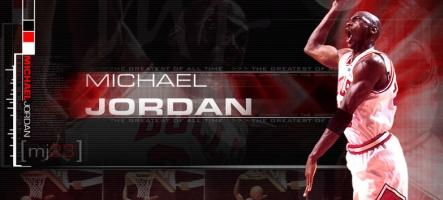 Michael Jordan revient... dans NBA 2K11