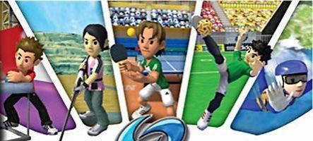 (Test) Sports Island DS