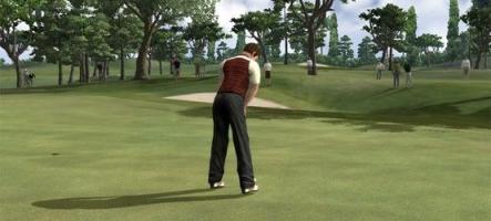 Un jeu de golf pour le Playstation Move
