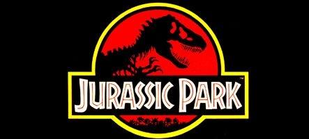 De nouveaux jeux vidéo Jurassic Park !