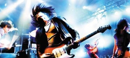 Rock Band 3 vous apprendra à jouer du clavier et de la guitare