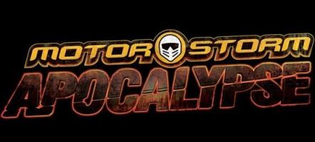 MotorStorm Apocalypse dévoilé