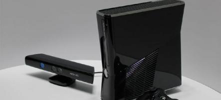 Une nouvelle Xbox 360 avec wifi intégré et 250 Go de disque dur