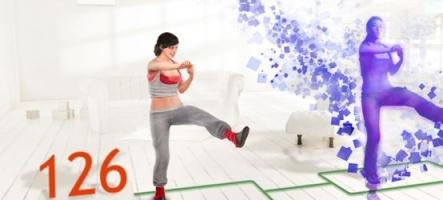 Your Shape : Fitness Evolved, maintenez votre forme grâce à Kinect